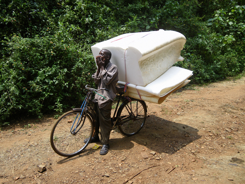 Transport per Fahrrad