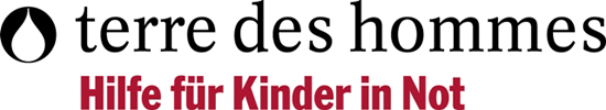 Logo terre des hommes Deutschland e.V.