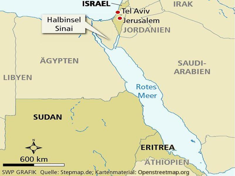 Menschenhandel im Sinai: Folter in der Wüste