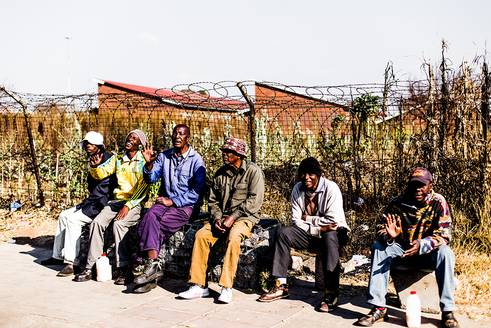 Netzwerk-Tagung südliches Afrika