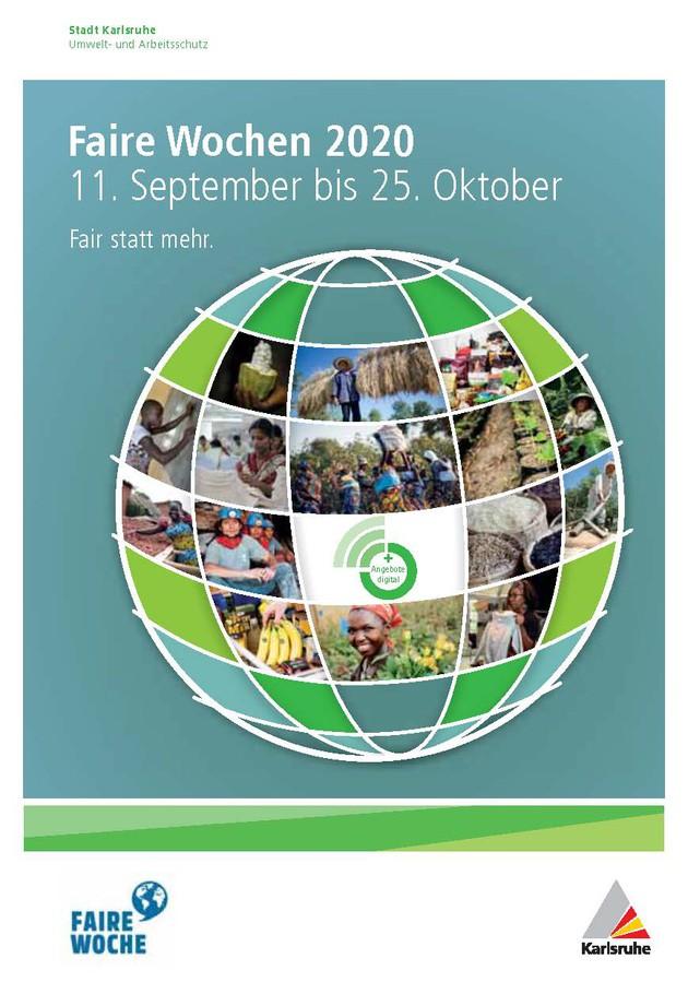 Faire Woche 2020 - Karlsruhe vom 11. September bis zum 25. Oktober